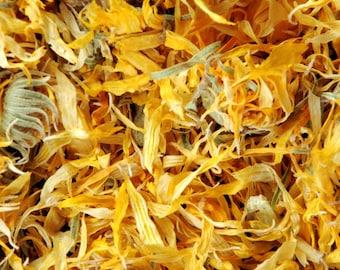 Calendula Flowers | Organic Dried Herb | Calendula officinalis