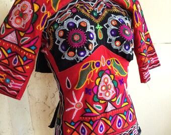 Indian folkwear blouse
