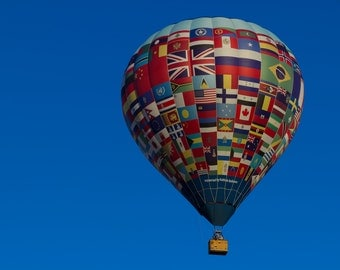 The Peace Balloon - Temecula, CA