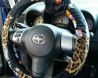 Marine Car Steering Wheel Cover- Unique Automobile Accessories