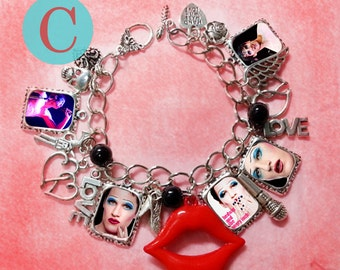 Hedwig and the Angry Inch darren criss CHaRM  bracelet Necklace