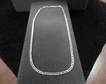 Gorgeous Sterling Silver Chain