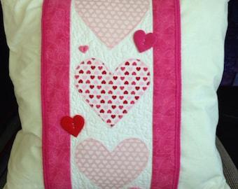 Valentines Pillow Wrap