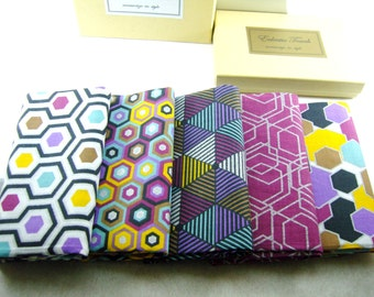 Pocket square - Set of Three - Pick any 3