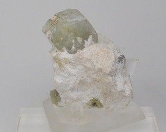 Green Grossular Garnet from Wah Wah Mountains  Utah