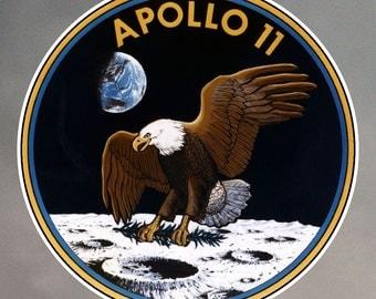 Apollo 11 Stickers
