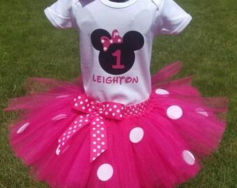 SALE!! (Ends 7/30) Minnie Mouse Tutu Outfit
