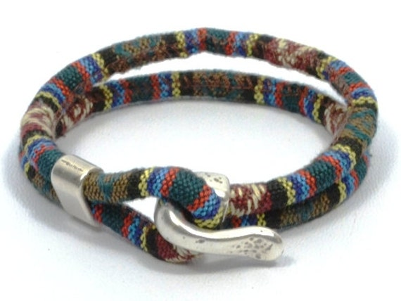 Find men's fabric bracelets at ShopStyle. Shop the latest collection of men's fabric bracelets from the most popular stores - all in one place.