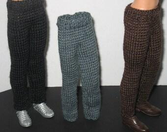Pants for Fashion Doll like Ken