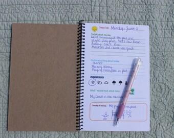 Summer Camp Journal