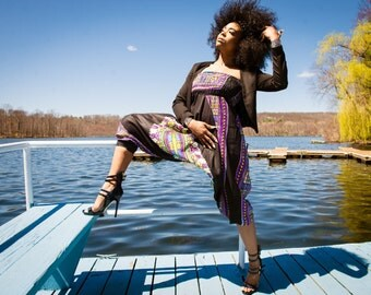 "African Print ""Daishiki"" or ""Angelina"" Harem Pants by SimplyMaaM"
