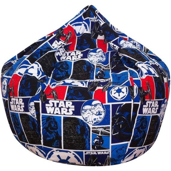 Star Wars Bean Bag By Choosyshop On Etsy