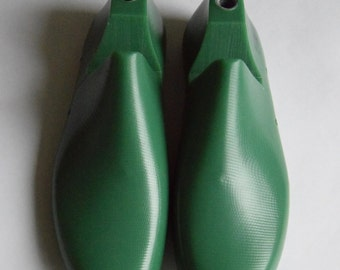 Plastic shoe lasts for footwear sewing for men