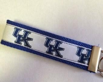 University of Kentucky Wildcats Key Chain Wristlet