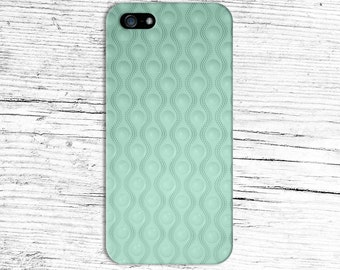 Sea Foam Green Spheres x Textured Design Case for iPhone 6 6 Plus iPhone 7  Samsung Galaxy s8 edge s6 and Note 5  S8 Plus Phone Case