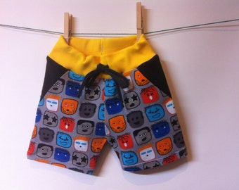 Shorts for summer babies, mt 78