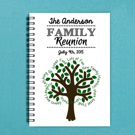 Family Reunion Booklet Layout Pictures To Pin On Pinterest