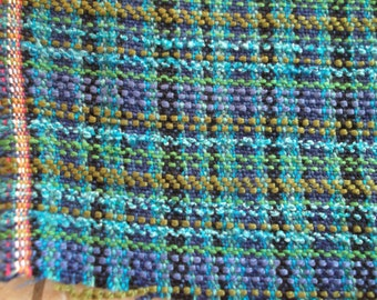 Mid century Irish Tweed 100% wool upholstery weight fabric, By the metre off the BOLT. 48 inches wide (122cm) Circa 1960s