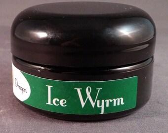 Scale Polish aftershave gel - Ice Wyrm - 2oz