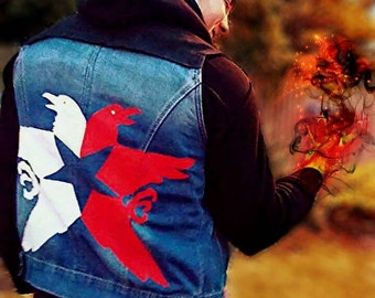 SALE 25% OFF: InFamous Second Son Delsin Rowe Jacket Neutral