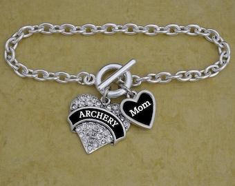 Custom Loved One Archery Bracelet