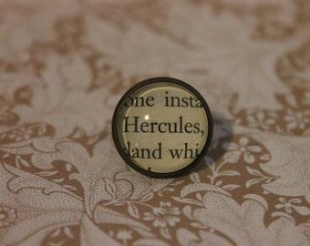 Hercules Badge/Brooch/Pin