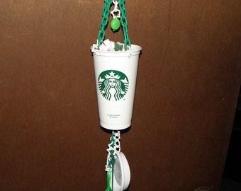 Coffe Break - Starbucks mini ball pit/foraging toy for sugar gliders