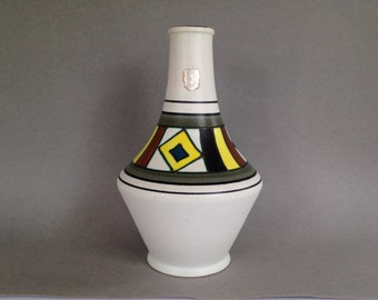 Fohr Keramik   325 - 25 Vintage Vase   West Germany. early 1960s WGP.