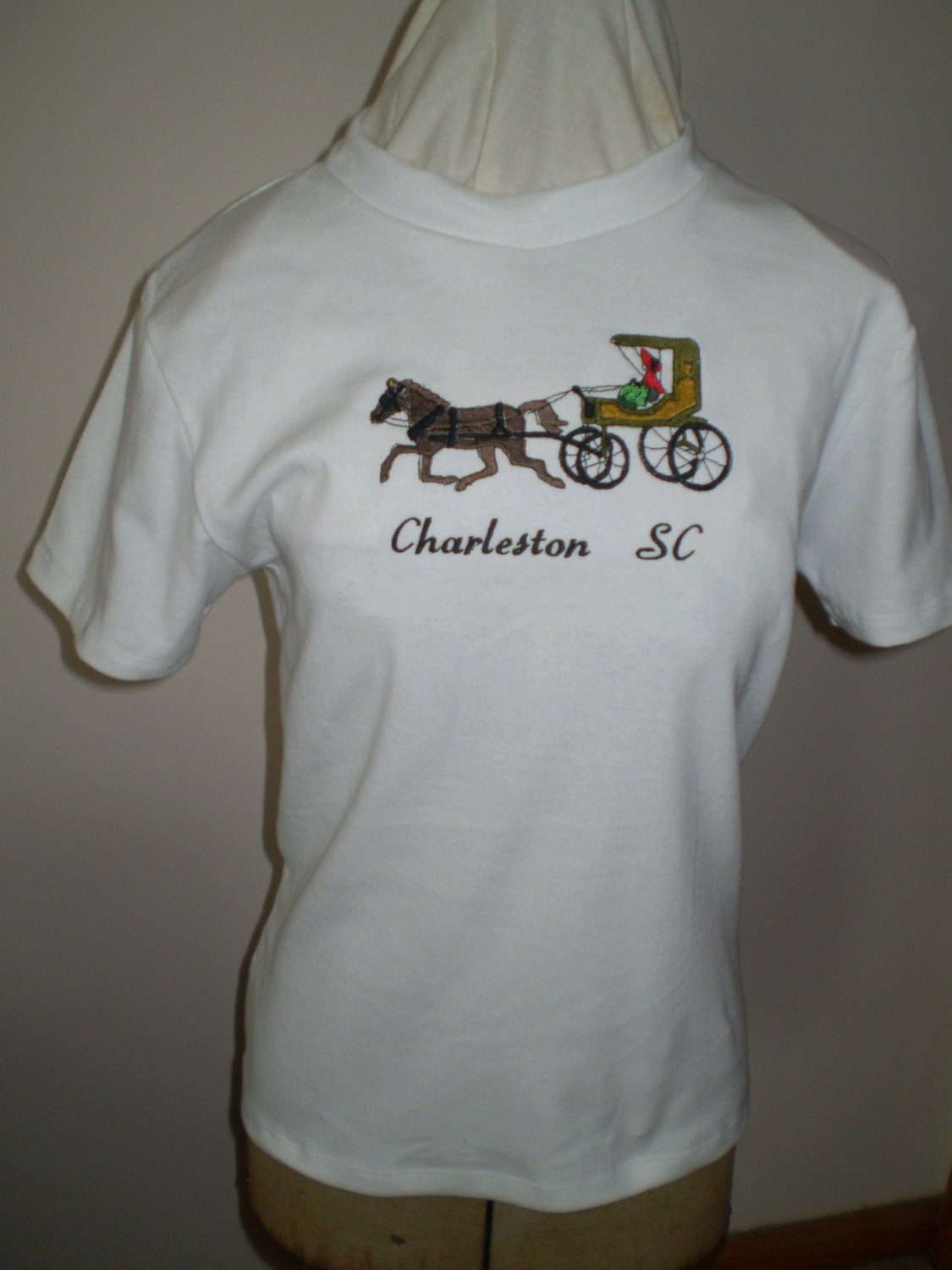 T shirt with charleston sc logo on it for T shirt printing charleston sc