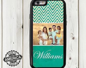 Chevron Custom Photo Iphone 6 Case - Samsung S6 case - Samsung Galaxy S6 Edge -  iphone 4 case