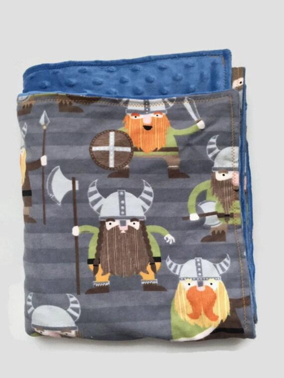 Viking Baby Bedroom: Norse Baby Blanket Baby Shower Gift Toddler Blanket Thor