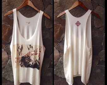ND/TANK TOP ,Hippie,Bohemian,Gypsy,boho,Nomad World