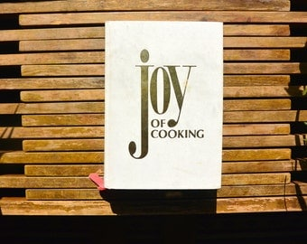 The Joy of Cooking by Irma S. Rombauer and Marion Rombauer Becker 1984