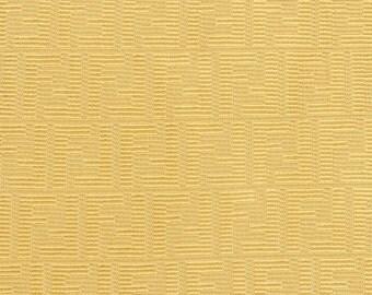 Authentic Fendi Monogram in Yellow Necktie