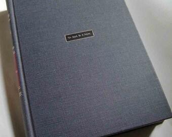 1955 THE INTERPRETER'S BIBLE Philippians Hebrews Thessalonians Holy Scripture Large Religious Book