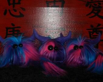 Gothic Darky * Cuddly toy * Kuscheltier <3
