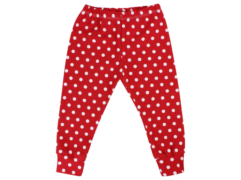 Red Polka Dot Baby Leggings Red And White Toddler Leggings