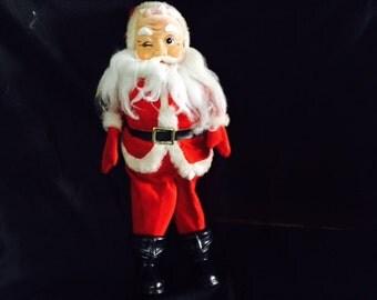 Vintage Santa winking, Made in Japan