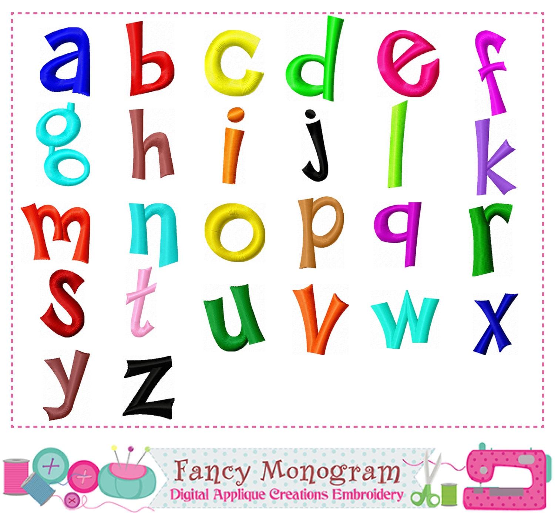 fancy letter lowercase a designs