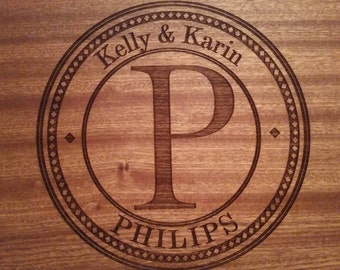 ITALIAN STYLE Kitchen Cutting Board