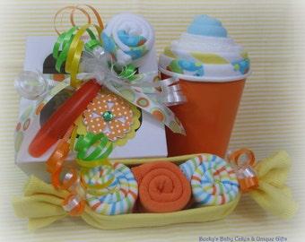 Gender Neutral Baby Gift, Gender Neutral Baby Gifts, Neutral Baby Shower, Gender Neutral Baby, Baby Gift Set