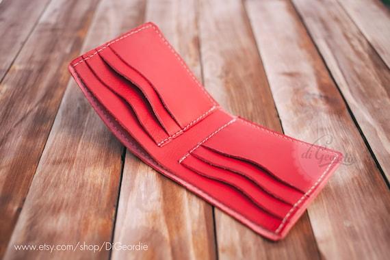 Slim Wallets Minimal Wallet Billfold Wallet Mens By Digeordie