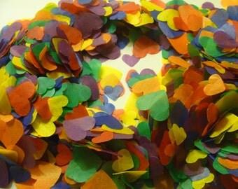 Gay Pride Wedding Confetti Biodegradable Rainbow Celebration Throwing Confetti Eco Friendly
