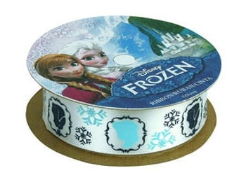 Disney Frozen Ribbon Anna Elsa Silhouette *IN STOCK* Price is for 3 yards