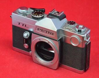 Petri TTL body M42