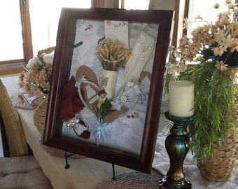 Shadow Box For Special Occasion Memories