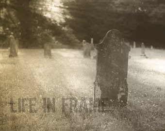 The Tombstone, Color Photography