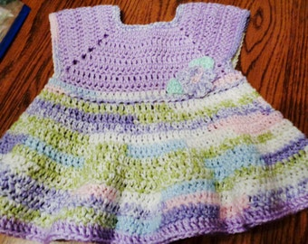Little girl's dress made to order