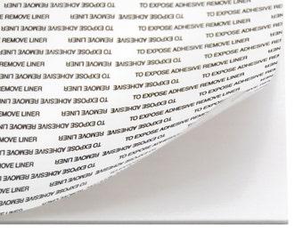 5mm Self Adhesive Foam Board A4/A3/A2/A1 - (10 Sheets)