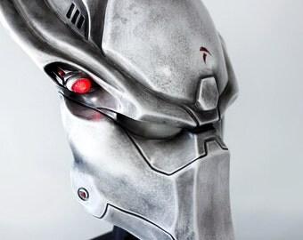 "Predator mask ""Snow"""